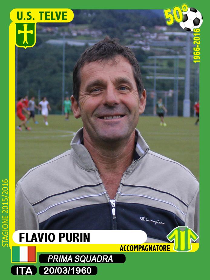 flavio purin
