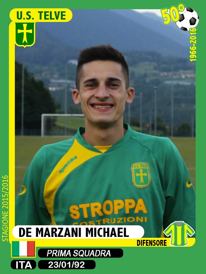 micheal de marzani