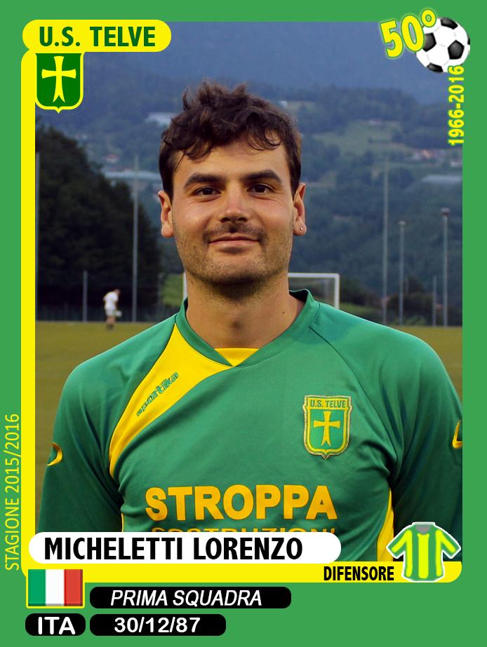 micheletti lorenzo