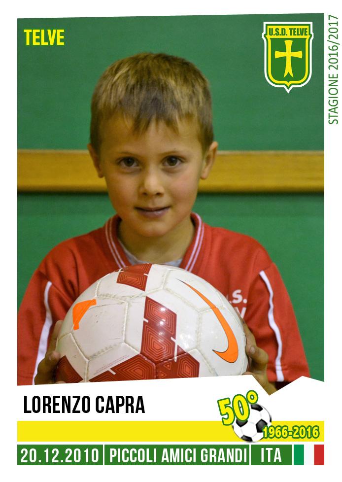 lorenzo capra