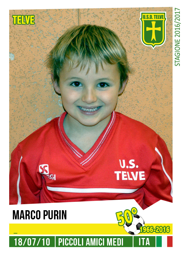 marco purin