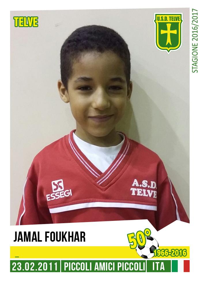 jamal foukhar