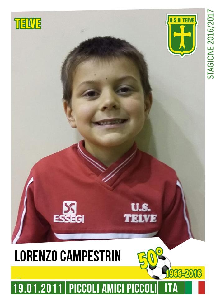 lorenzo campestrin