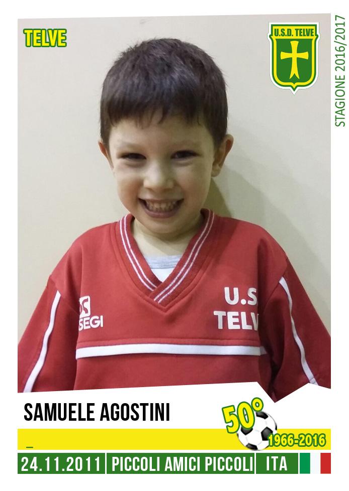 samuele agostini