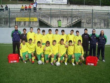 squadra giovanissimi