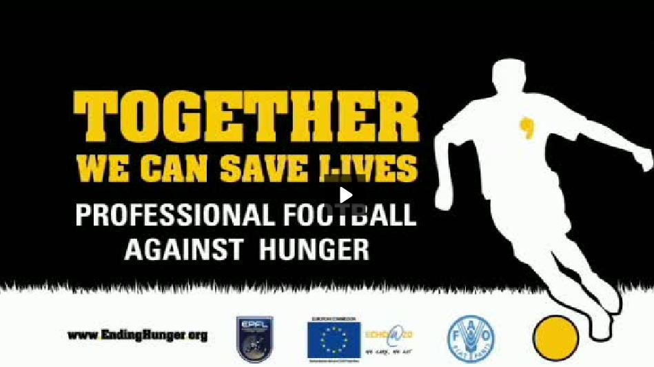 football against hunger