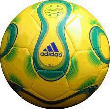 pallone gialloverde