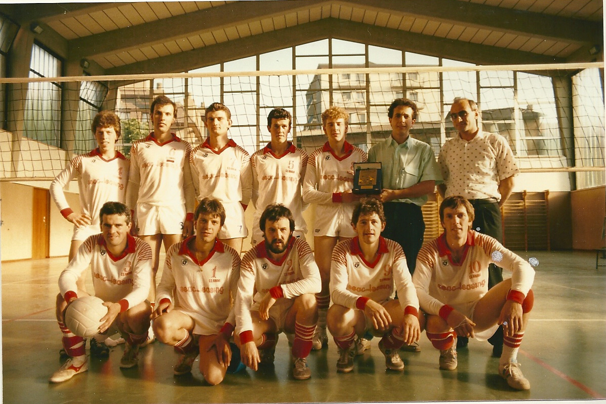 arnana 1985 86 ii div