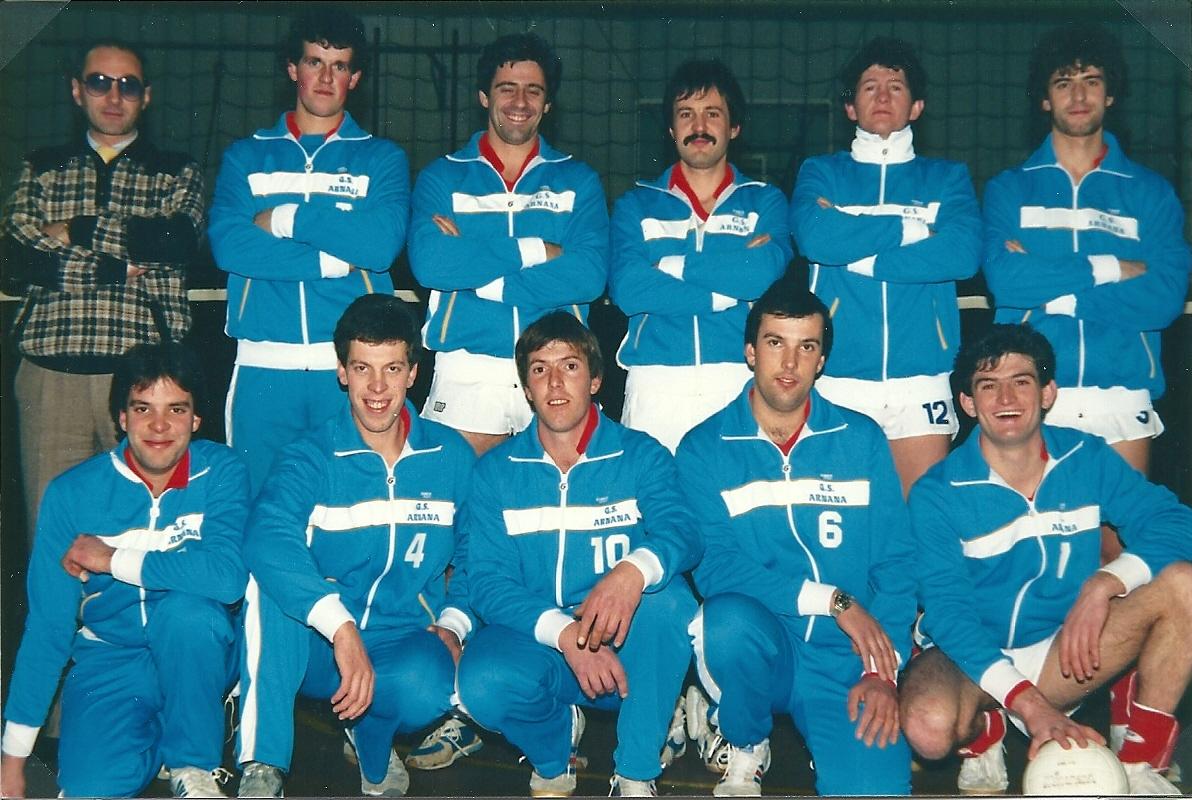 arnana 1986 87 i div