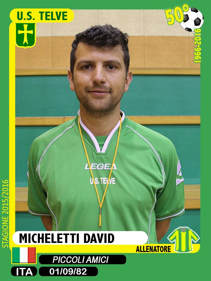 micheletti david