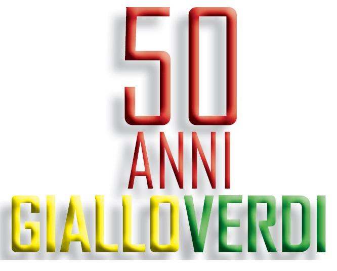 50 anni gialloverdi