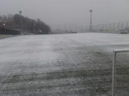 campo Telve neve