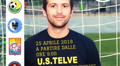 un calcio all'indifferenza 2019