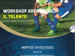 workshop 4 febbraio 2020