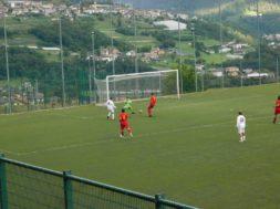 Telve-Borgo Coppa gol Salvelli
